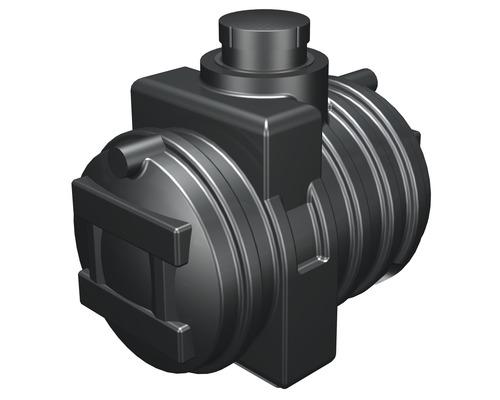 Abwassertank - Fäkalientank 700l inkl. Dom mit DIBt-Zulassung