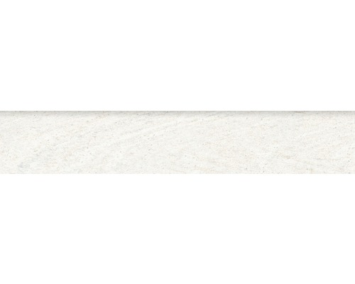 Sockel Sahara weiß 8x45 cm
