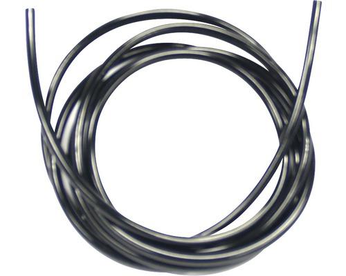 Nano CO2-Schlauch Dennerle 2 m, schwarz