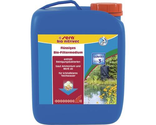Schadstoffentferner sera pond bio nitrivec 2500 ml