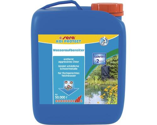 Wasseraufbereiter sera KOI PROTECT 2500 ml