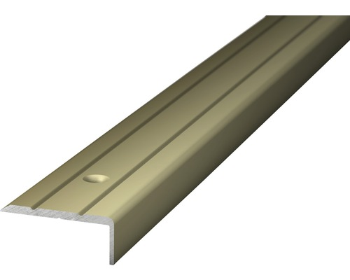 Winkelprofil Aluminium edelstahl 1000x24,5 mm