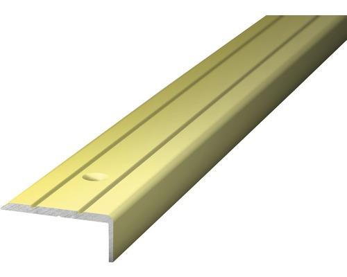 Winkelprofil Aluminium sahara 1000x24,5 mm