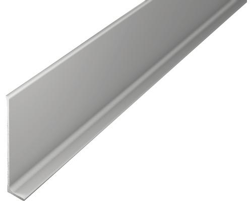 Sockelleiste Aluminium silber 11x60x2700 mm