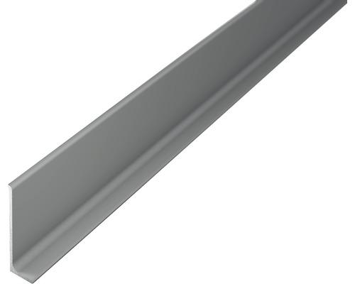 Sockelleiste Aluminium titan 11x40x2700 mm