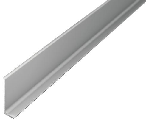 Sockelleiste Aluminium silber 11x40x2700 mm