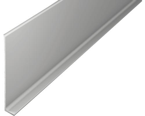 Sockelleiste Aluminium silber 11x80x2700 mm