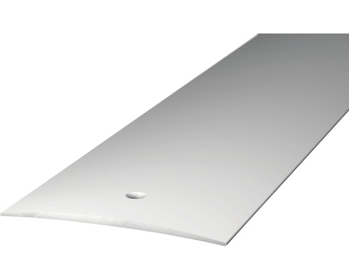 Übergangsprofil Alu silber 2700x60 mm
