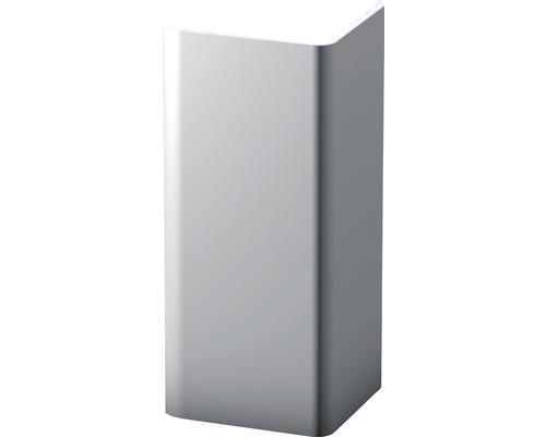 Eckschutzwinkel Aluminium silber 1500x20x20 mm