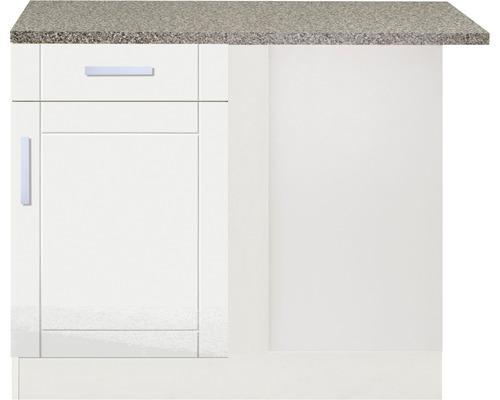 Eck-Unterschrank Held Möbel Varel Breite 110 cm weiß