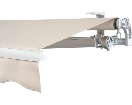 Gelenkarmmarkise 400x250 cm SOLUNA Concept ohne Motor Dessin 8902