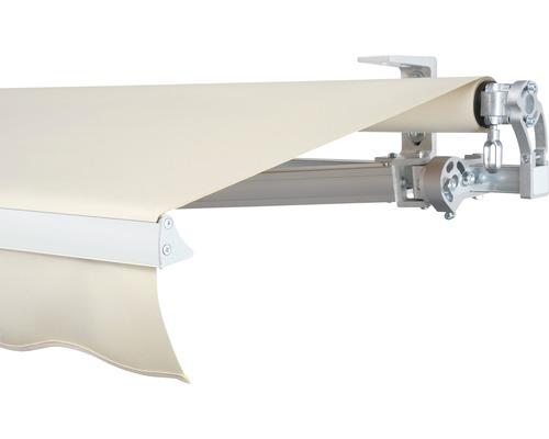 Gelenkarmmarkise 350x200 cm SOLUNA Concept ohne Motor Dessin 6610