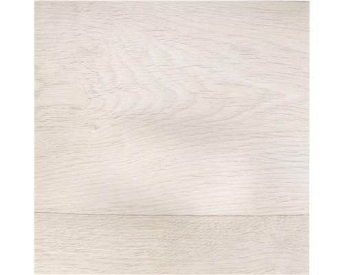 PVC Infinity Dielenoptik weiß 200 cm breit (Meterware)