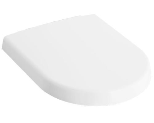 Villeroy & Boch WC-Sitz Subway 2.0 9M68S1 weiß leicht abnehmbar mit Absenkautomatik