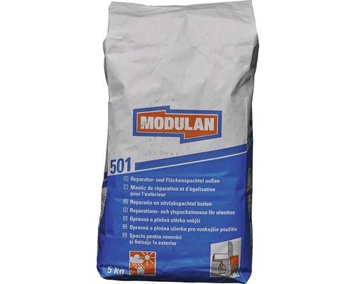 MODULAN Reparaturspachtel / Flächenspachtel 501 außen 5 kg