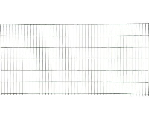 Doppelstabmatte 6/5/6 251x143 cm, grün