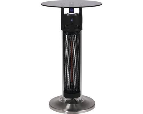 Infrarot Tisch-Heizstrahler ROWI 1600 Watt IP 24 (spritzwassergeschützt)
