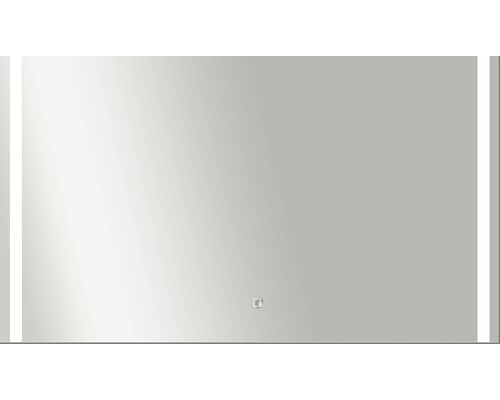 LED Badspiegel DSK Silver Boulevard 70x120 cm IP 21 (tropfwassergeschützt) (tropfwassergeschützt)