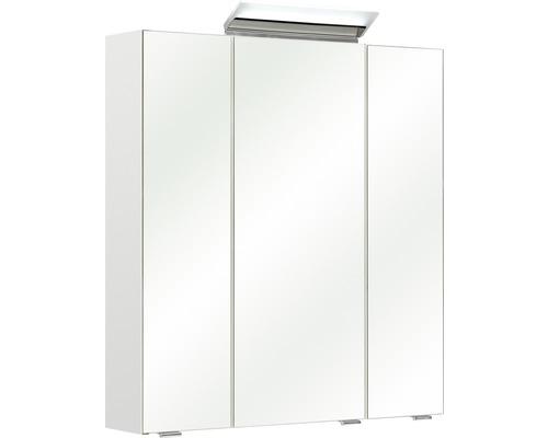 Spiegelschrank pelipal Oria I 65cm weiß 045.406553 IP 44 (fremdkörper- und spritzwassergeschützt)