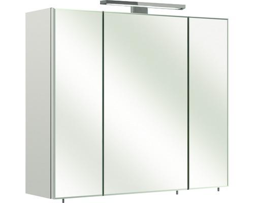 Spiegelschrank pelipal Grado IV 70cm weiß 045.407108 IP 44 (fremdkörper- und spritzwassergeschützt)