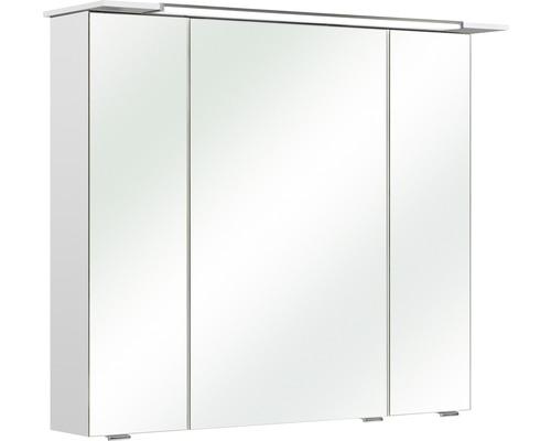 Spiegelschrank pelipal Licata II 82cm weiß glanz 045.408054 IP 44 (fremdkörper- und spritzwassergeschützt)