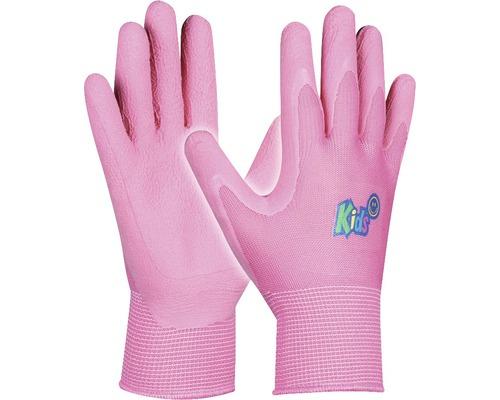 Kinderhandschuhe Kids pink 5-8 Jahre