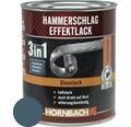 Hammerschlaglack Effektlack 3in1 glänzend dunkelblau 750 ml