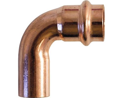 Viega Profipress Pressfitting mit SC-Contur Bogen 90° 42mm IA 291709