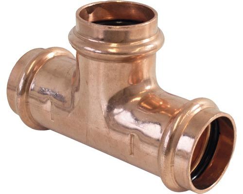 Viega Profipress Pressfitting mit SC-Contur T-Stück 18mm 291891