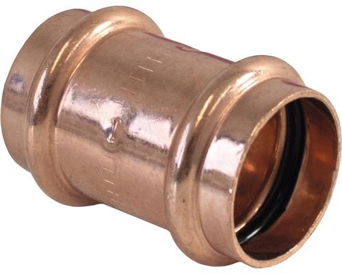 Viega Profipress Pressfitting mit SC-Contur Muffe 42mm 292713