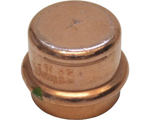 Viega Profipress Pressfitting mit SC-Contur Kappe 22mm 349356