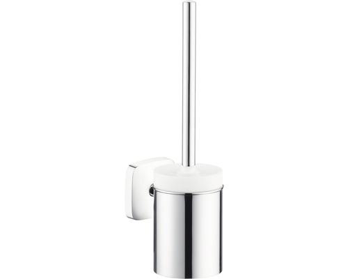 WC-Bürstengarnitur hansgrohe PuraVida chrom 41505000