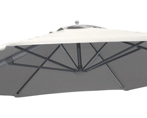 Sonnenschirmbespannung für Montego Ampelschirm Ø 350 cm, ecru