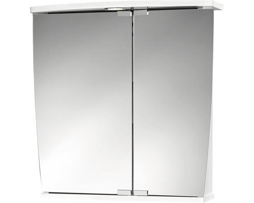 Spiegelschrank Jokey Numa LED weiß 58x59,5 cm IP20