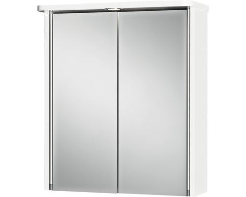 Spiegelschrank Jokey Tamrus LED weiß 55x63 cm IP20