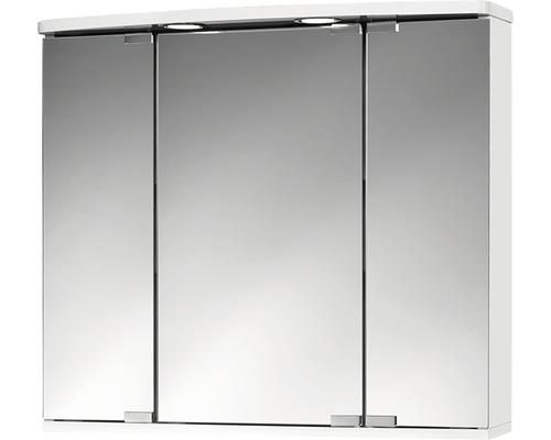 Spiegelschrank Jokey Doro LED weiß 68x60 cm IP20