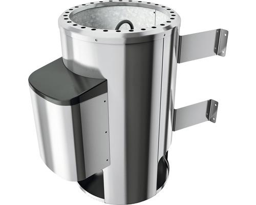 Plug & Play Saunaofen Karibu 3,6 kW mit ext. Steuerung