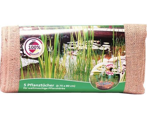 Pflanztücher für Teichpflanzen 5 Stück