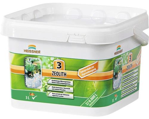 Zeolith Heissner Zeobakterlith 3 kg