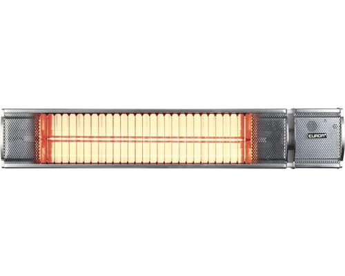 EUROM Terrassenheizung Golden 1800 Comfort RC 1800 W
