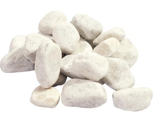 Marmorkies 20-40 mm 1000 kg weiß