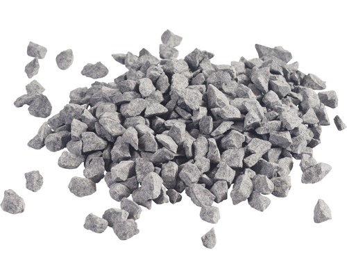 Basaltsplitt 8-12 mm 500 kg grau