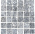 Mosaik Quadrat nero 30,5 x 30,5 cm