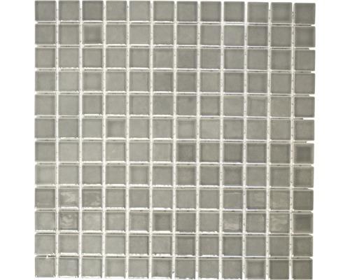 Keramikmosaik CG 124 grau 30x30 cm