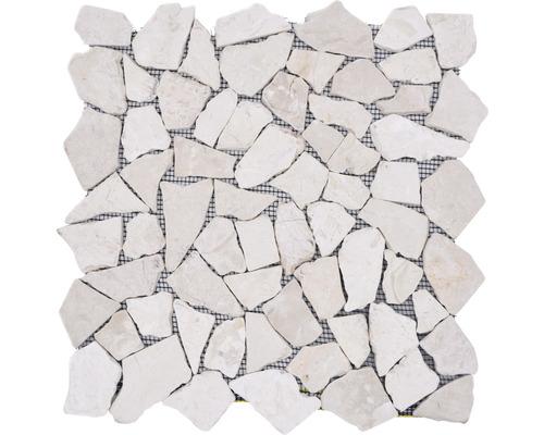 Bruchmosaik Ciot 30/100 beige 30,5x30,5 cm