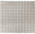 Keramikmosaik CU 030 grau 32,7x30,2 cm