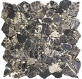 Bruchmosaik Ciot 30/180 schwarz/grau 30,5x30,5 cm
