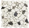 Bruchmosaik Ciot 30/190 creme 30,5x30,5 cm
