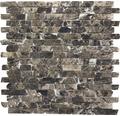 Natursteinmosaik MOS Brick 185 30,5x30,5 cm