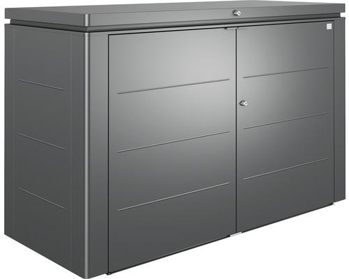 HighBoard biohort Gr. 200, 200 x 84 x 127 cm, dunkelgrau-metallic